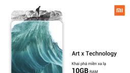 Không còn là tin đồn nữa, Xiaomi chính thức xác nhận Mi MIX 3 sẽ có 10 GB RAM, hỗ trợ mạng 5G