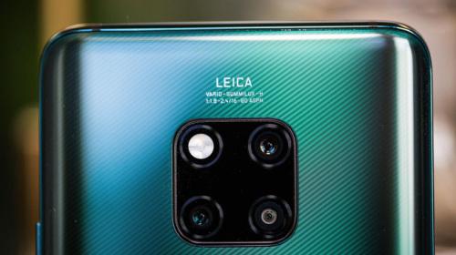 AI Camera của Huawei Mate 20 Pro có thể tạo hiệu ứng tách màu khi quay video y như trong phim