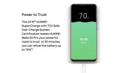 Thử nghiệm thực tế sạc siêu tốc 40W trên Huawei Mate 20 Pro