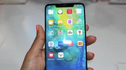 """Huawei sẽ không thể bán Mate 20, Mate 20 Pro và Mate 20 X tại """"sân nhà"""" của Apple"""