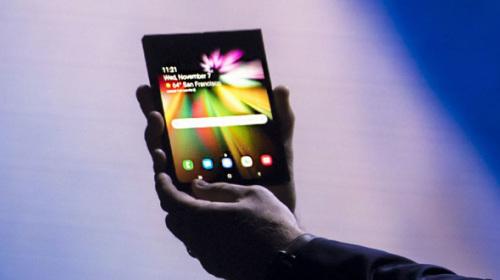Samsung sẽ chính thức ra mắt smartphone màn hình gập vào tháng 3/2019