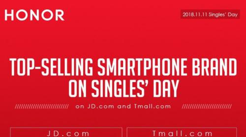 """Honor bất ngờ tuyên bố vượt qua Apple về doanh số và doanh thu tại Trung Quốc trong """"Ngày cô đơn"""""""
