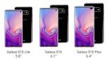 Nhà sản xuất vỏ case Olixar tiết lộ thiết kế Galaxy S10, xác nhận Galaxy S10+ có 4 camera sau xếp thành hàng ngang