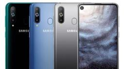 """Một số thông tin thêm về Galaxy A8s - smartphone màn hình """"nốt ruồi"""" sau khi trên tay sản phẩm"""