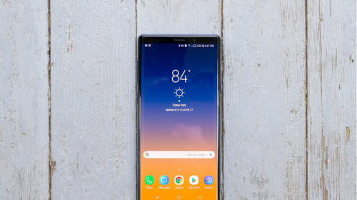 Samsung Galaxy Note10 sẽ có màn hình khổng lồ