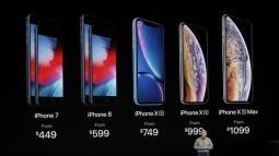 """Ai cần phải lo lắng về """"thất bại"""" của iPhone XS? Không phải Apple, mà là Huawei, Xiaomi, OPPO..."""