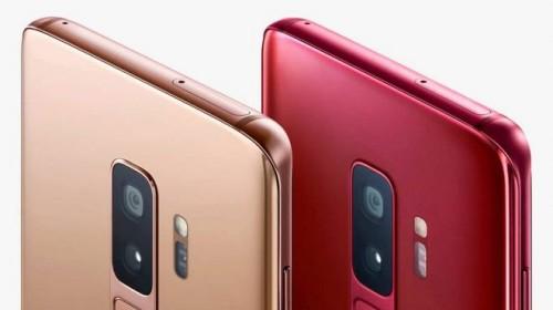Samsung không có ý định tung ra phiên bản màu đỏ trên Galaxy S10?
