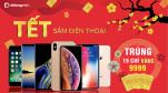 Đổi máy cũ lên đời Galaxy S9 Plus, Note 8 và Galaxy Note 9 trúng 19 chỉ vàng 9999 tại Di Động Việt