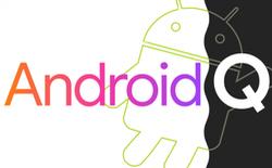 Rò rỉ hình ảnh Android 10 với chế độ Dark mode toàn hệ thống