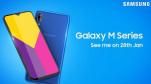 Galaxy M20 lộ ảnh thực tế, xác nhận sự tồn tại của camera kép và cảm biến vân tay ở mặt sau