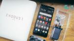 Trên tay HTC Exodus 1 Smartphone chuyên tiền mã hóa với thiết kế mặt lưng xuyên thấu cực chất, giá 0.15 BTC