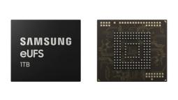 Samsung công bố chip nhớ 1TB lớn nhất từ trước đến nay cho smartphone, sẽ có mặt trên Galaxy S10?