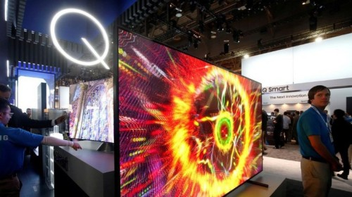 Samsung hoãn phát hành TV lai QLED-OLED tới ít nhất năm 2023 do gặp khó khăn về công nghệ?