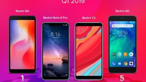 Xiaomi bán smartphone online chạy gấp 3 lần Samsung
