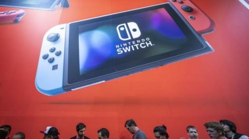 Nintendo chuyển dây chuyền sản xuất máy chơi game của mình ra khỏi Trung Quốc