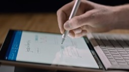 Microsoft sẽ tích hợp màn hình cảm ứng lên bút Surface Pen?