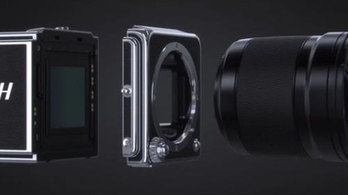 Hasselblad ra mắt máy ảnh Medium Format nhỏ nhất của hãng mang tên 907X