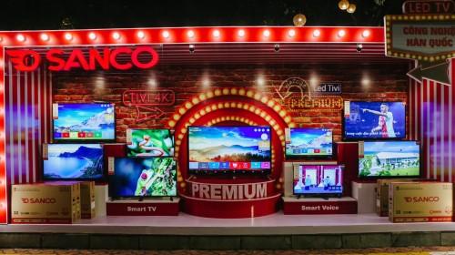 Lại thêm thương hiệu TV mới gia nhập thị trường Việt, dùng tấm nền Samsung, linh kiện Đài Loan, Trung Quốc