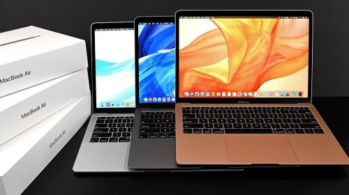 Rẻ hơn, nhưng MacBook Air 2019 cũng đi kèm với SSD chậm hơn đời 2018