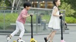 Xiaomi ra mắt xe trượt scooter cho trẻ em, gập lại dễ dàng, thiết kế chống té ngã, giá 837 ngàn