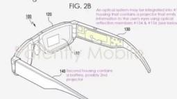 Kính AR của Samsung lộ diện trong sáng chế vừa được phê duyệt, kích thước nhỏ gọn, giống kính thường
