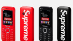Supreme ra mắt điện thoại cục gạch, màn hình 2,4 inch, kết nối 3G, giá có thể tương đương smartphone flagship