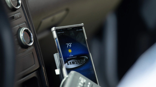 Cảnh sát Chicago sử dụng giải pháp DeX của Samsung trên xe tuần tra