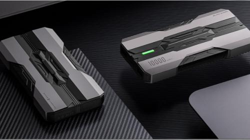Xiaomi ra mắt sạc dự phòng Black Shark: Dung lượng 10000mAh, sạc nhanh hai chiều 18W, giá 390.000 đồng