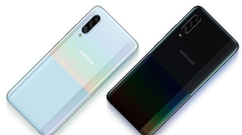 Samsung ra mắt Galaxy A90 5G: Snapdragon 855, 3 camera sau 48MP, hỗ trợ Samsung DeX, giá 17.2 triệu đồng
