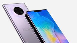 """Huawei Mate 30 Pro lộ hình ảnh thiết kế và các thông số kỹ thuật """"khủng"""", nhưng ai dám mua thì chưa biết"""