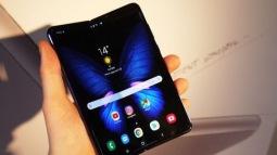 Những cảm nhận đầu tiên về siêu phẩm màn hình gập Samsung Galaxy Fold