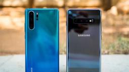 Cùng nói doanh số đạt 16 triệu, đây là sự khác biệt giữa Samsung Galaxy S10 và Huawei P30