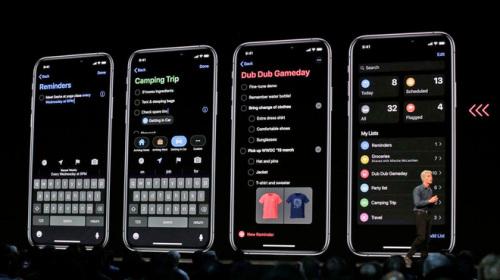 Phiên bản chính thức của iOS 13 sẽ được phát hành vào ngày 19/9, hỗ trợ từ iPhone 6S trở lên