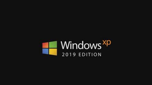Nếu Windows XP ra mắt vào năm 2019, trông nó sẽ như thế này đây