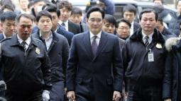"""Giông tố lại bủa vây tập đoàn Samsung: """"Thái tử"""" Lee Jae Yong có nguy cơ phải ngồi tù lần 2"""