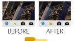 Đáp lại mong mỏi của người dùng, File Explorer có thiết kế mới theo phong cách Fluent Design