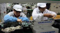"""Rót 26 triệu USD, Foxconn chính thức tìm được """"điểm dừng chân"""" tại Việt Nam"""