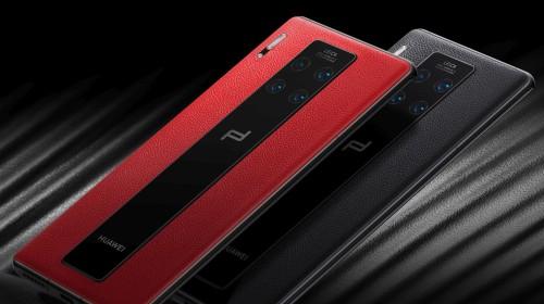 """Huawei Mate 30/30 Pro lộ ảnh dựng 3D, 4 camera sau cùng màn hình """"thác đổ"""", vẫn cài đặt Android 10"""