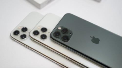 iPhone 11 khiến doanh số của Apple giảm sút tại Việt Nam