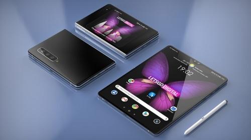 Samsung có thể sẽ hợp nhất Galaxy Note với Galaxy Fold