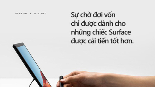 Tạm quên Apple, Samsung, Huawei chút vậy, vua phần cứng năm nay xứng đáng gọi tên Microsoft!