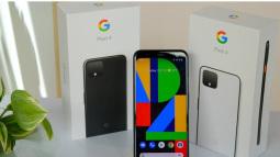 Google Pixel 4 không được bán kèm tai nghe hay adapter chuyển đổi cổng 3.5mm trong hộp