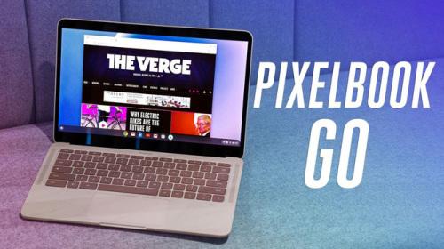 Google ra mắt Pixelbook Go: Chạy Chrome OS, nặng 900g, pin 12 giờ, giá từ 649 USD