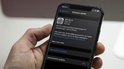 Apple tung ra iOS 13.1.3, tiếp tục sửa hàng loạt lỗi quan trọng