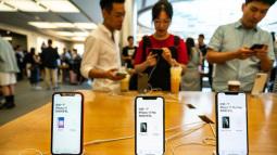 """70% dân mạng Trung Quốc tuyên bố không mua iPhone mới, nhưng số liệu mới nhất lại đang chứng minh những dân mạng này chỉ """"nói mồm"""""""