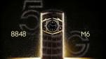 Hãng Trung Quốc công bố smartphone dùng chip Snapdragon 865, bộ nhớ trong 1TB, camera 64MP, có cả đồng hồ cơ ở mặt lưng