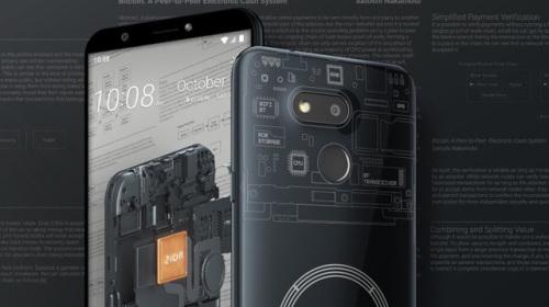 HTC vừa ra mắt thêm một chiếc smartphone blockchain, có giá chỉ 244 USD