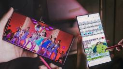 Những cung bậc cảm xúc khi lần đầu trải nghiệm những tính năng chỉ có trên Galaxy Note10