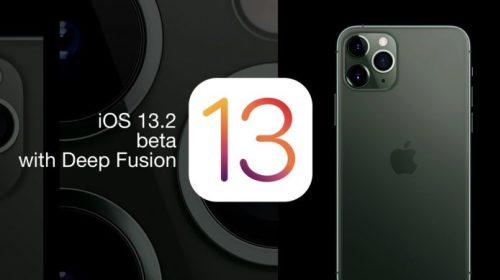 Apple ra mắt iOS 13.2: Sửa hàng loạt lỗi, Deep Fusion trên iPhone 11, hỗ trợ AirPods Pro