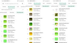 Ứng dụng rác giá 9 triệu đồng tràn ngập Play Store Việt Nam, lập trình viên thu lời hàng trăm triệu đồng?